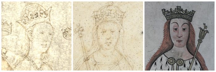 Portraits of Anne Neville